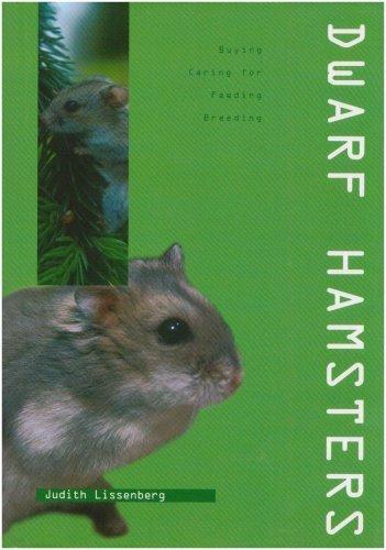 Dwarf Hamsters  by  D J Lissenberg