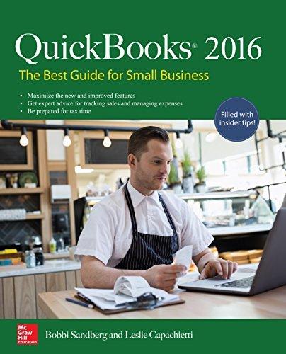 QuickBooks 2016: The Best Guide for Small Business Bobbi Sandberg