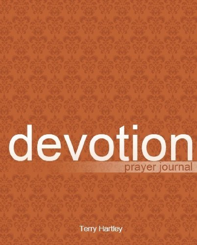 Devotion Prayer Journal Terry Hartley