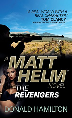 Matt Helm - The Revengers Donald Hamilton