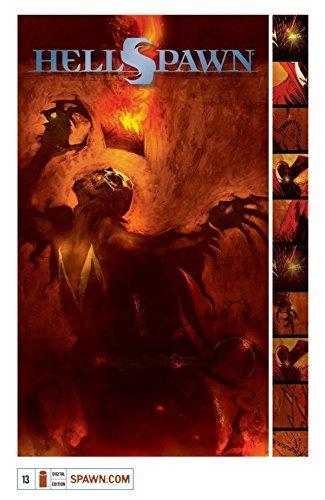 Hellspawn #13 Steve Niles