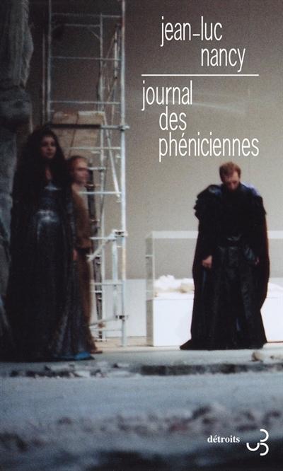 Journal des Phéniciennes Jean-Luc Nancy