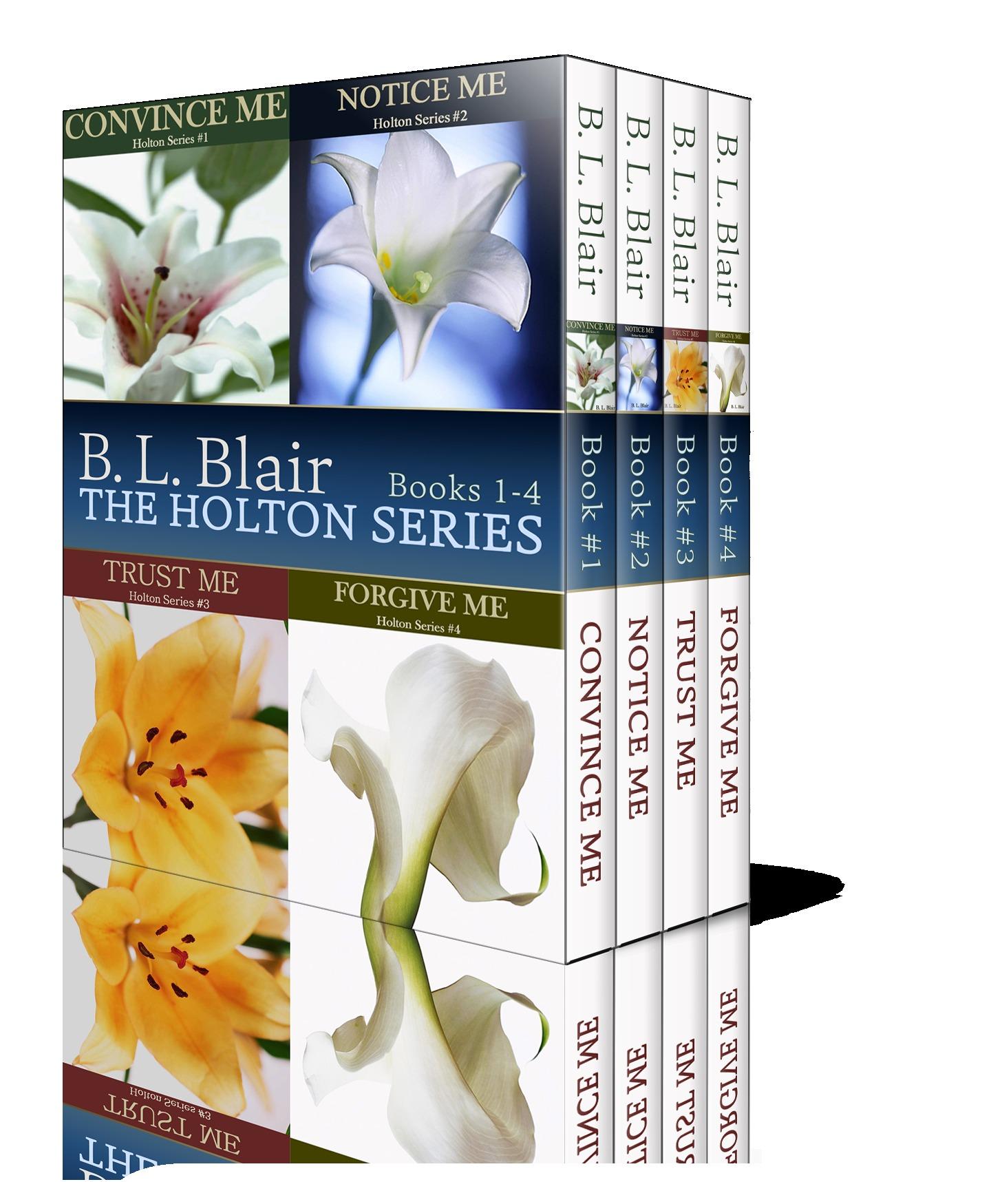 The Holton Series Box Set B.L. Blair