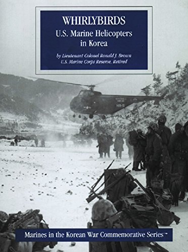 Whirlybirds : U.S. Marine Helicopters in Korea  by  U.S. Marine Corps