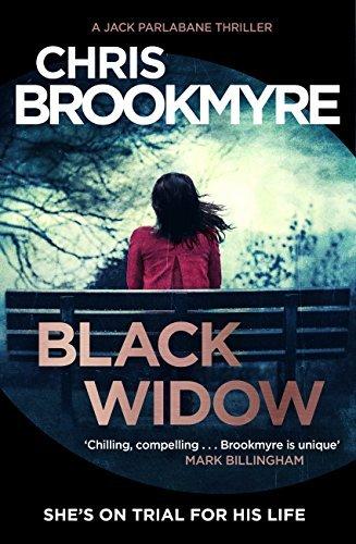 Black Widow Chris Brookmyre