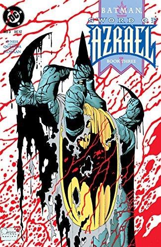 Batman: Sword of Azrael (1992-) #3  by  Dennis ONeil