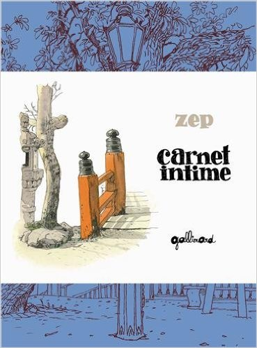 Carnet intime  by  Zep