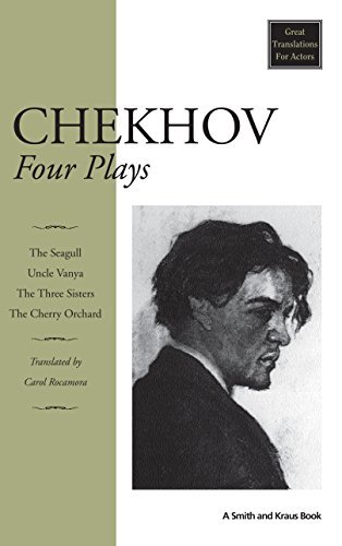 Chekhov Four Plays Carol Rocamora