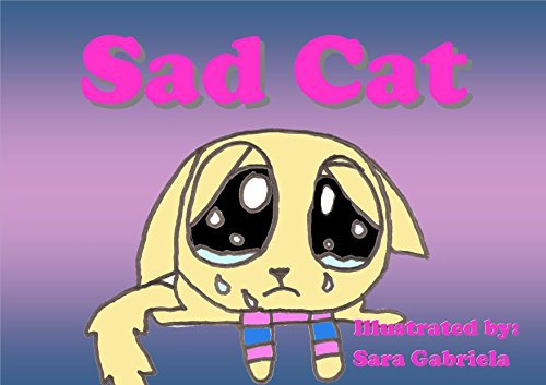 Sad Cat  by  B. Pellizzer