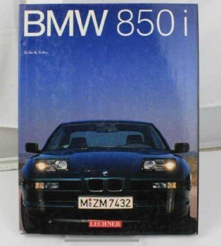 BMW 850 i  by  Heike K. Foltys