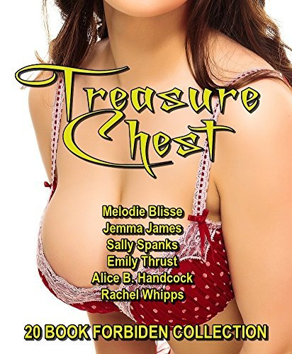 TREASURE CHEST (20 BOOKS) (OLDER ALPHA MALE YOUNGER WOMAN ABDL FIRST TIME BABYSITTER STEAMY ROMANCE) Sally Spanks