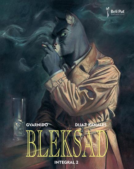 Bleksad, integral 2 (Blacksad #4-5)  by  Juan Díaz Canales