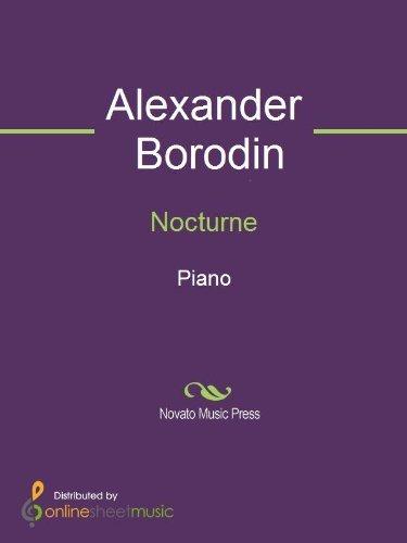 Nocturne  by  Alexander Borodin