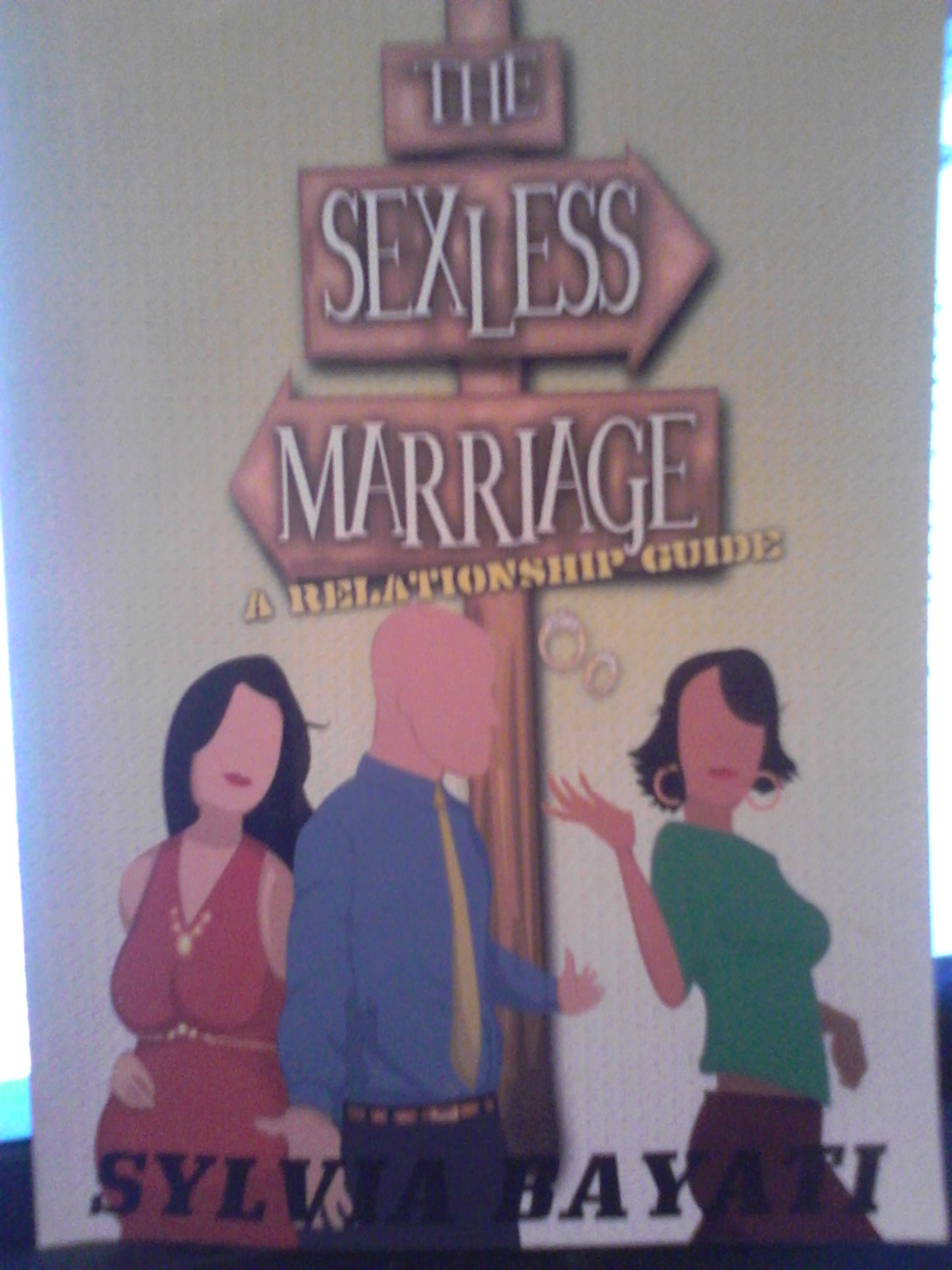 The Sexless Marriage A Relationship Guide Sylvia Bayati