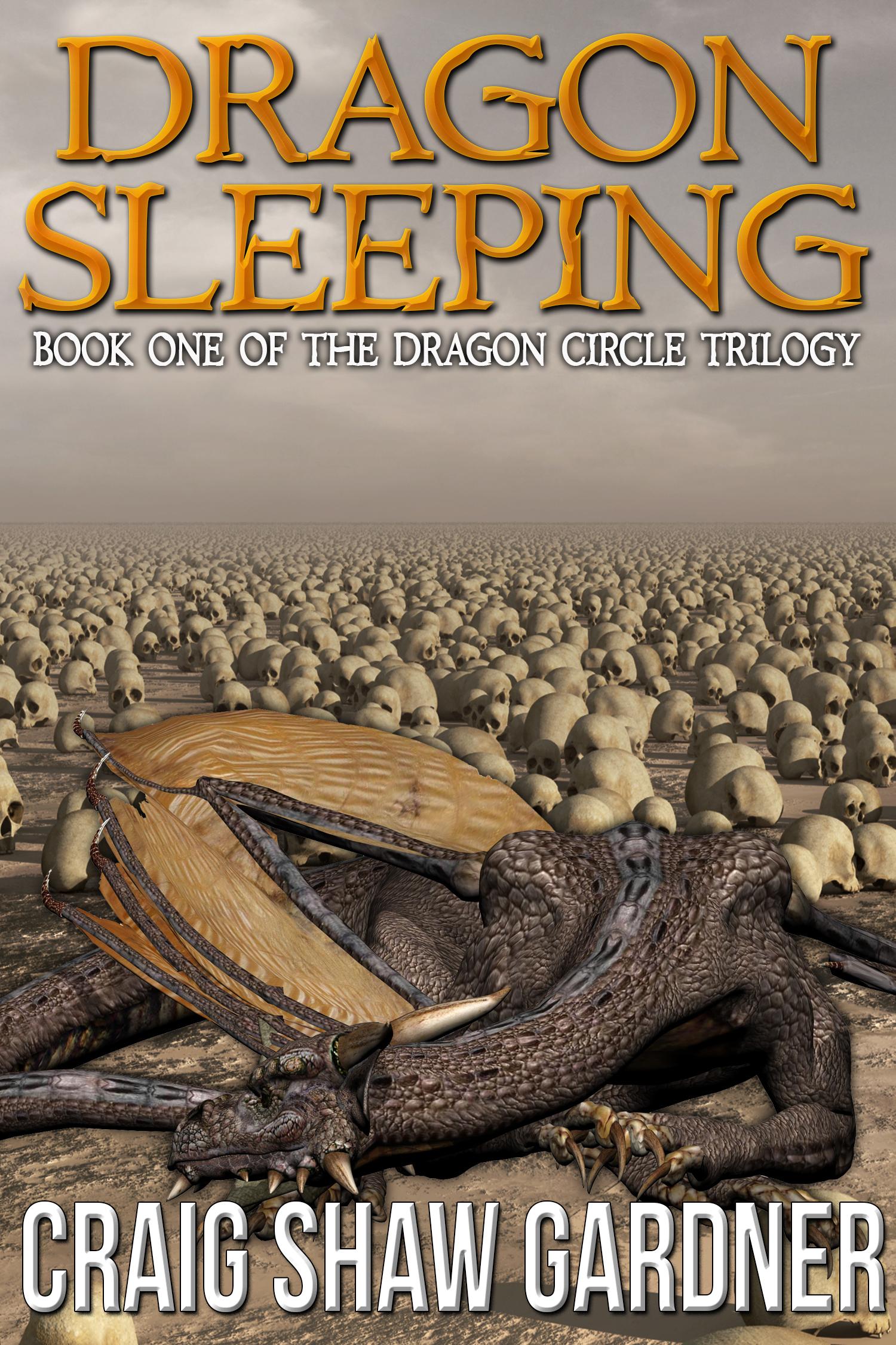 Dragon Sleeping Craig Shaw Gardner