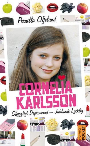 Cornelia Karlsson : Ohyggligt deprimerad - jublande lycklig Pernilla Oljelund