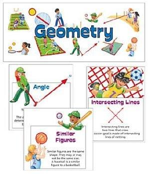 Geometry Bulletin Board Set School Specialty Publishing