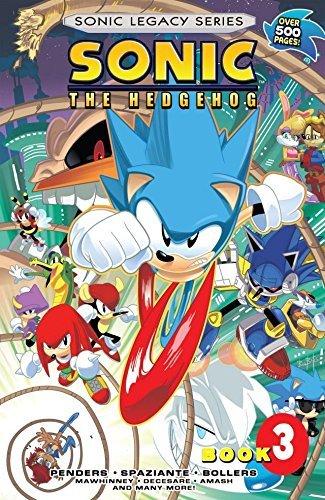 Sonic Legacy Series: Book 3  by  Ken Penders