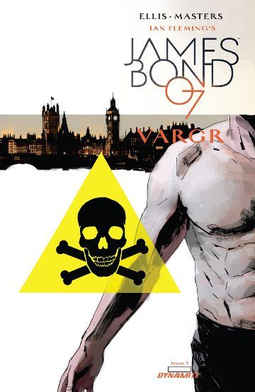 James Bond #3  by  Warren Ellis