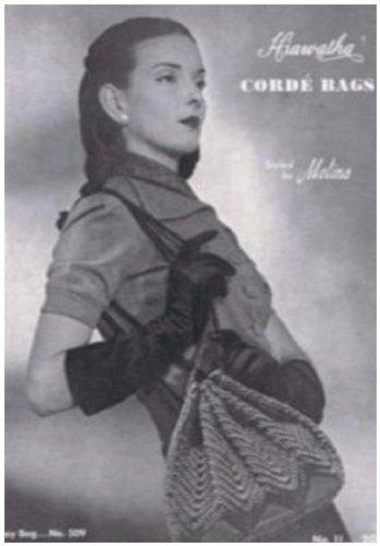 #1063 MERRIE VINTAGE CROCHET PATTERN Princess of Patterns