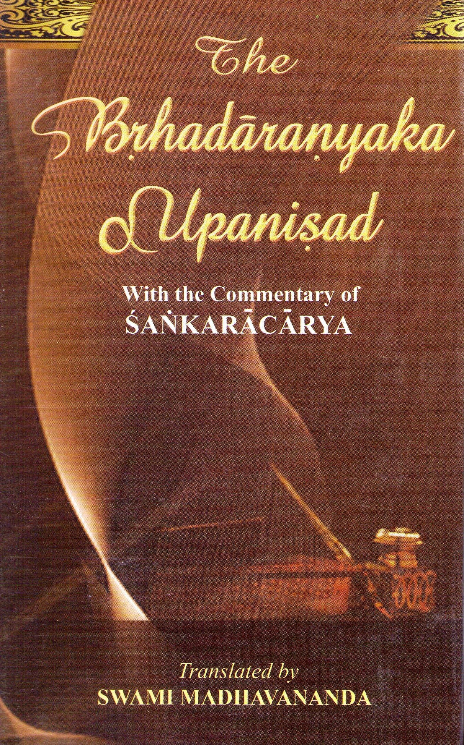 Brhadaranyaka Upanisad  by  Adi Shankaracarya