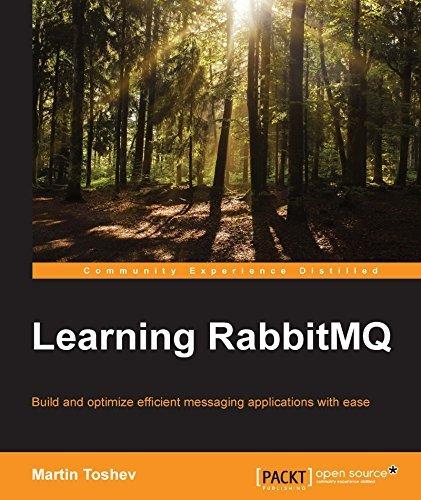 Learning RabbitMQ Martin Toshev
