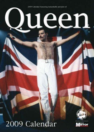 Queen Unofficial Calendar 2009 (A3 Calendar)  by  Blossom Rock Publishing