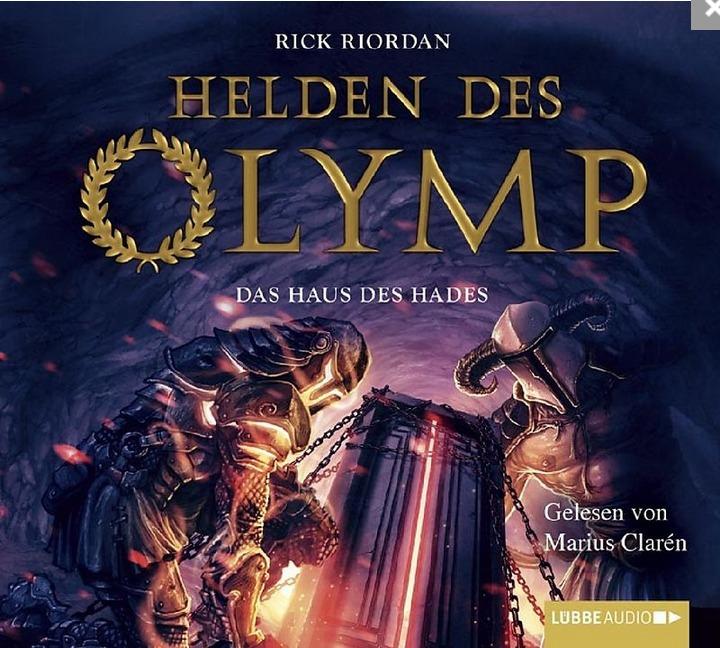 Das Haus des Hades (The Heroes of Olympus, #4) Rick Riordan