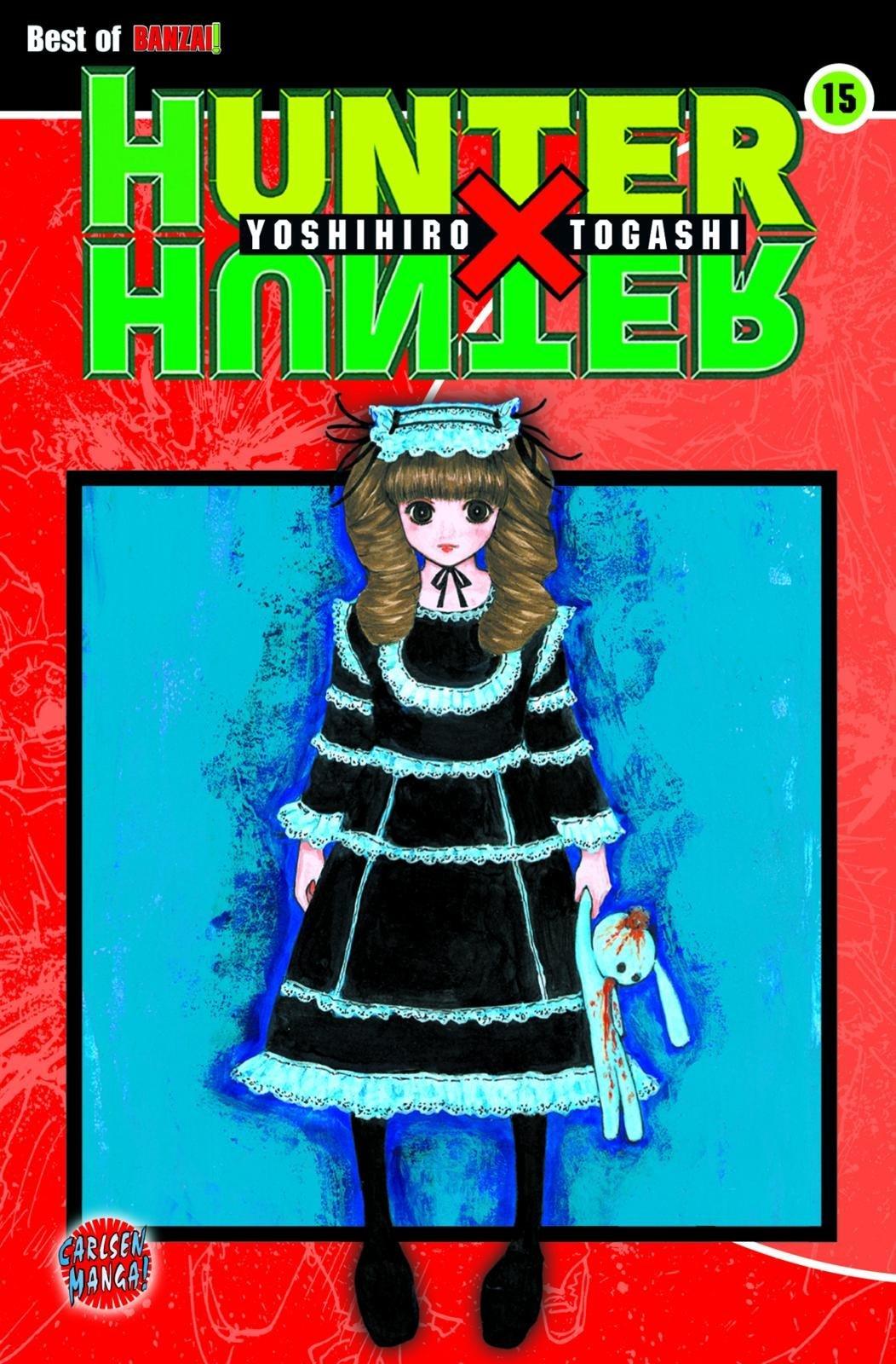 Hunter X Hunter 15 (Hunter X Hunter #15)  by  Yoshihiro Togashi