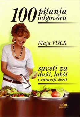 100 pitanja i 100 odgovora Maja Volk
