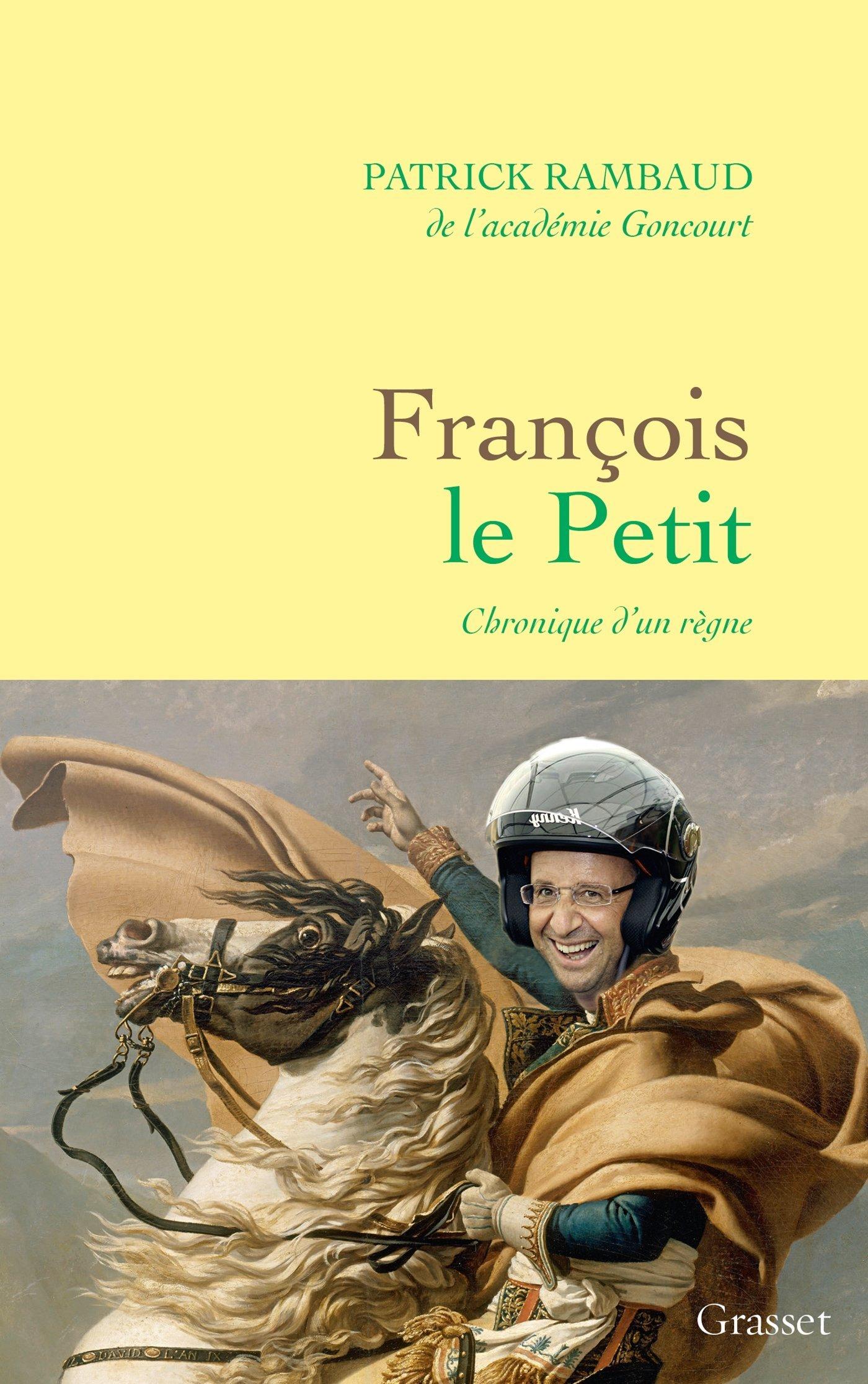 François le Petit Patrick Rambaud