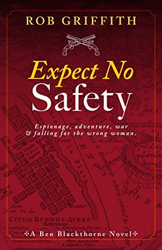 Expect No Safety  by  Rob  Griffith