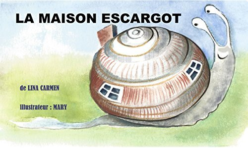 La maison escargot  by  Lina Carmen