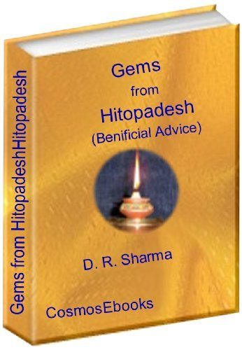 Gems from Hitopadesh  by  D. R. Sharma