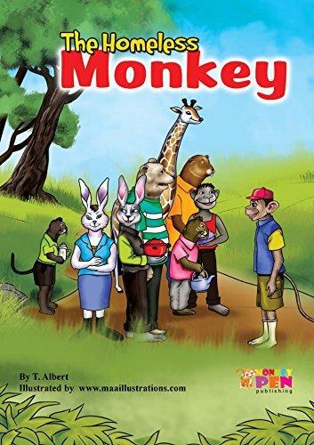 The Homless Monkey  by  Monkey Pen