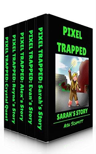 Pixel Trapped: Boxed Set Books 1-5  by  Ash Schmitt