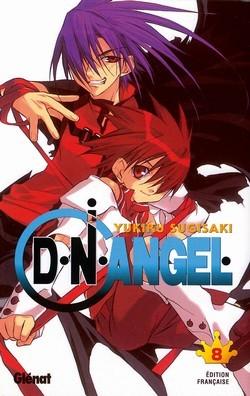 D.N.Angel, Vol. 8 (D.N.Angel, #8)  by  Yukiru Sugisaki