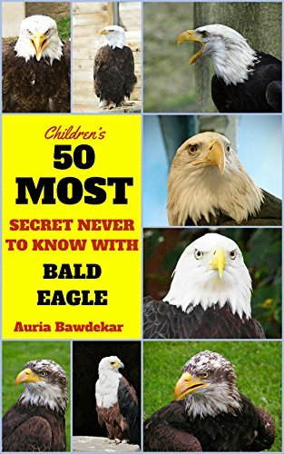 Bald Eagle : 50 Most Secret Never To Know With Bald Eagle (Bald Eagle, Bald Eagle Books, Bald Eagle Facts For Kids, Bald Eagle Facts, Animal Photo Book, Animal Books For Kids)  by  Auria Bawdekar