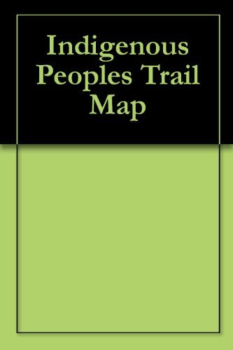 Indigenous Peoples Trail Map Nepa Maps