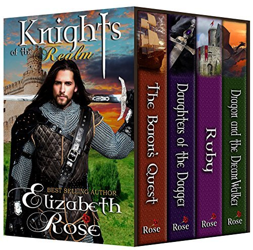 Knights of the Realm Boxed Set - Medieval Sampler: (First Books in a Series) Elizabeth Rose