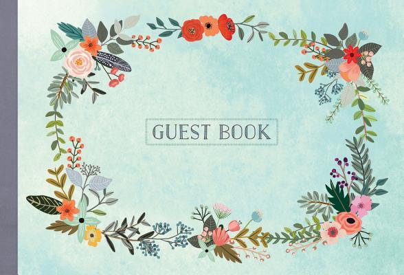Guest Book: Illustrated Nature Edition  by  Holly Ward Bimba