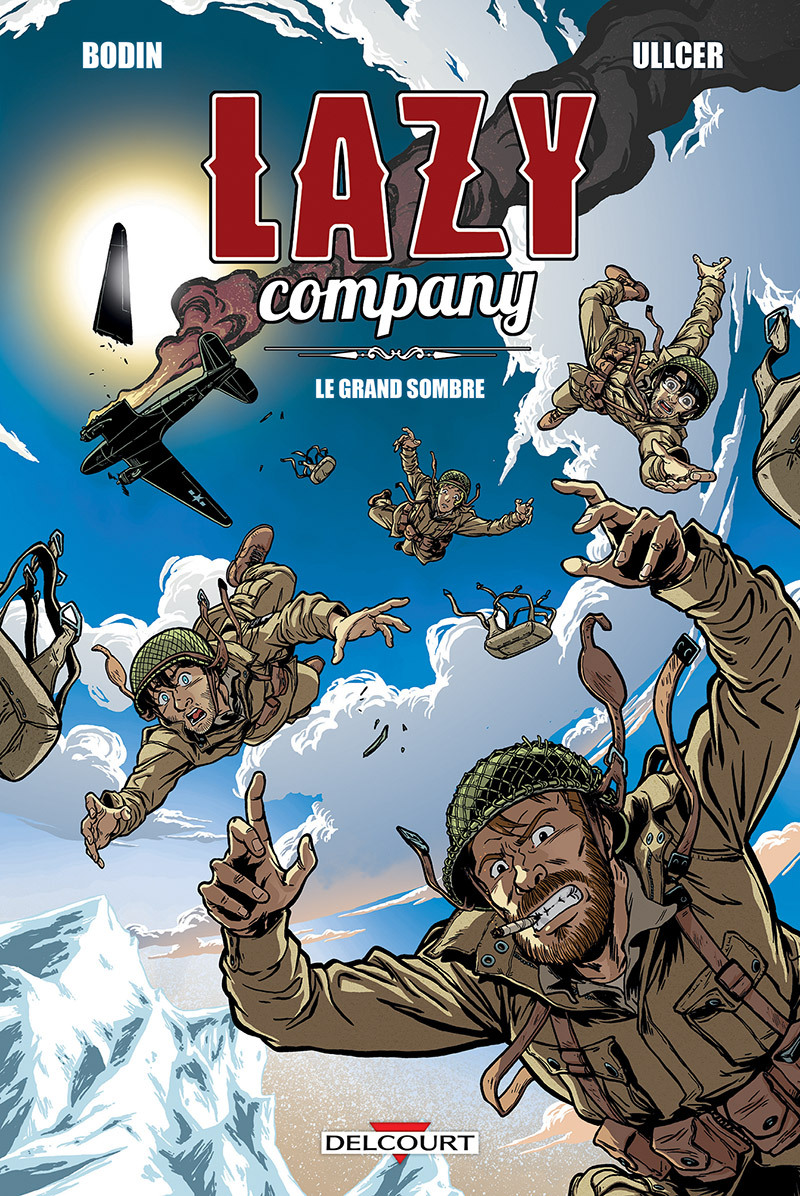 Lazy Company - Tome 1 : Le grand sombre  by  Samuel Bodin