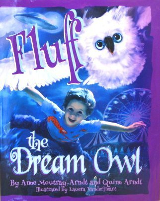 Fluff the Dream Owl Anne Moutray Arndt