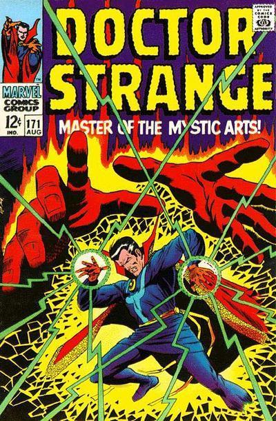 Doctor Strange #171 (Volume 1)  by  Roy Thomas