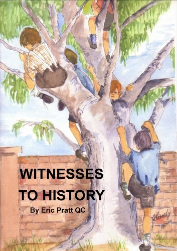 Witnesses to History  by  Eric Pratt QC