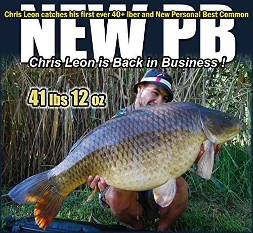 Back in Business: Chris Leon catches his first ever 40+lber  by  TOKS Insider