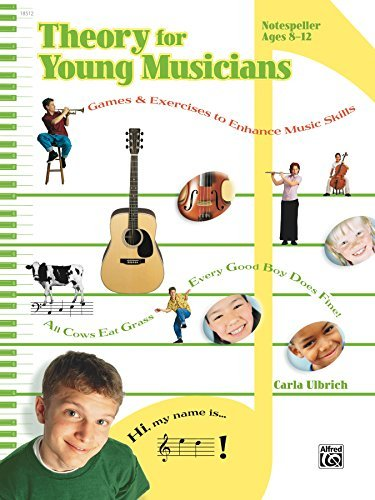 Theory for Young Musicians, Notespeller Carla Ulbrich