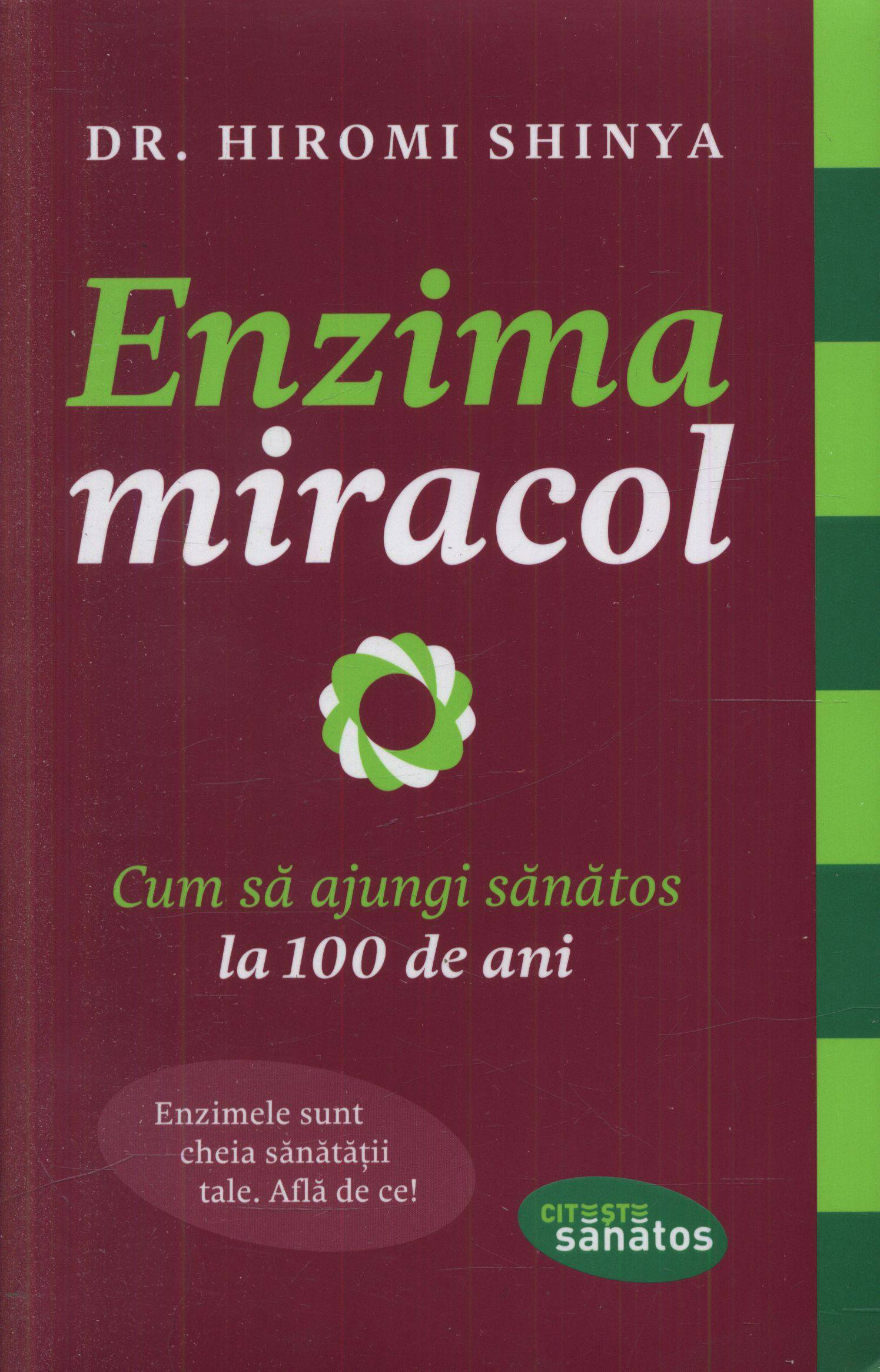 Enzima Miracol Dr. Hiromi Shinya