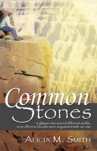 Common Stones: A glimpse into several different worlds, in an effort to become more acquainted with our own Alicia M. Smith