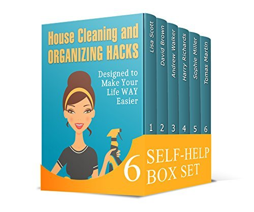 Self-Help Box Set: Ultimate Guide Designed to Make Your Life WAY Easier, Manage Stress Better, Increase Productivity, And Achieve a Silent Awakening  by  Lisa Scott